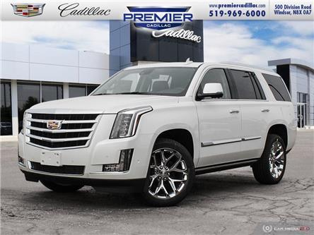 2020 Cadillac Escalade Premium Luxury (Stk: 200453) in Windsor - Image 1 of 29