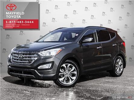 2014 Hyundai Santa Fe Sport  (Stk: M001187A) in Edmonton - Image 1 of 28