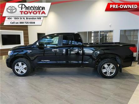 2010 Toyota Tundra Limited (Stk: 201671) in Brandon - Image 1 of 20
