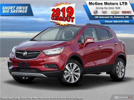 2019 Buick Encore Essence (Stk: 847844) in Goderich - Image 1 of 11