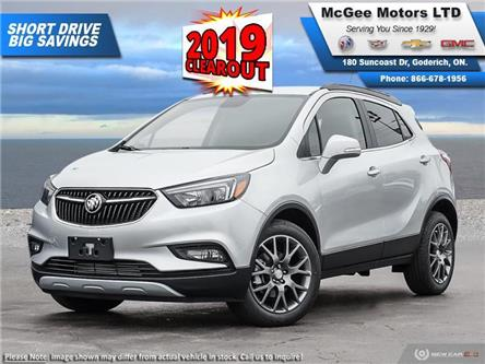2019 Buick Encore Sport Touring (Stk: 846558) in Goderich - Image 1 of 23