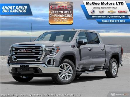 2020 GMC Sierra 1500 SLT (Stk: 201239) in Goderich - Image 1 of 22