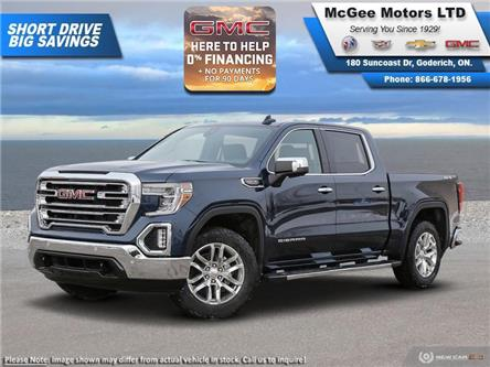 2020 GMC Sierra 1500 SLT (Stk: 255650) in Goderich - Image 1 of 22