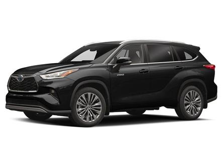 2020 Toyota Highlander Hybrid Limited (Stk: N20270) in Timmins - Image 1 of 2