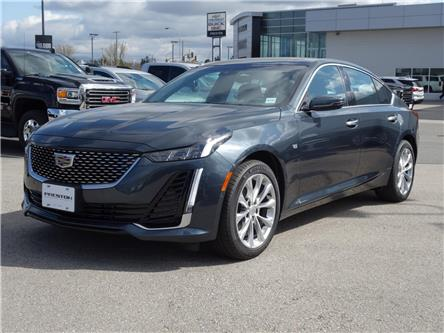 2020 Cadillac CT5 Premium Luxury (Stk: 0204790) in Langley City - Image 1 of 6