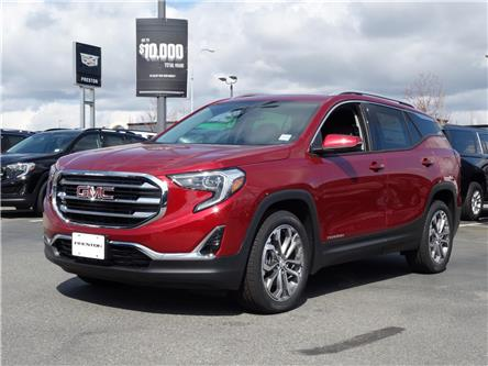 2020 GMC Terrain SLT (Stk: 0205160) in Langley City - Image 1 of 6
