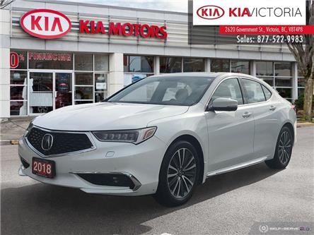 2018 Acura TLX Elite (Stk: A1583) in Victoria - Image 1 of 25