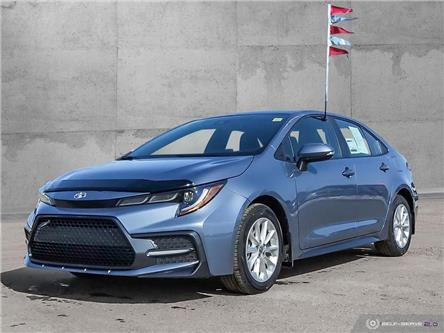 2020 Toyota Corolla SE (Stk: 2012) in Dawson Creek - Image 1 of 24