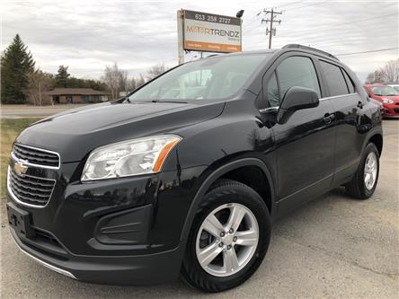 2015 Chevrolet Trax 1LT (Stk: ) in Kemptville - Image 1 of 28