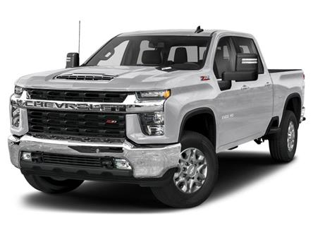 2020 Chevrolet Silverado 3500HD Work Truck (Stk: T20094) in Campbell River - Image 1 of 9