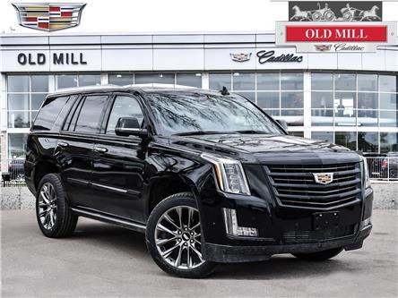 2020 Cadillac Escalade Platinum (Stk: LR191416) in Toronto - Image 1 of 28