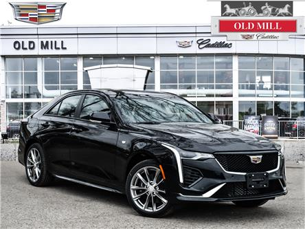 2020 Cadillac CT4 Sport (Stk: L0135306) in Toronto - Image 1 of 28