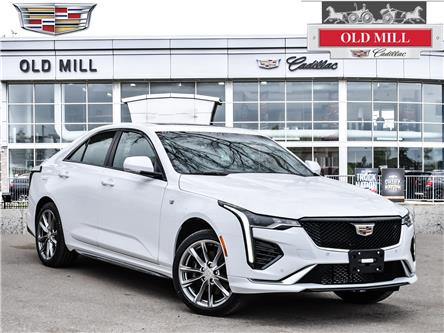 2020 Cadillac CT4 Sport (Stk: L0134647) in Toronto - Image 1 of 27