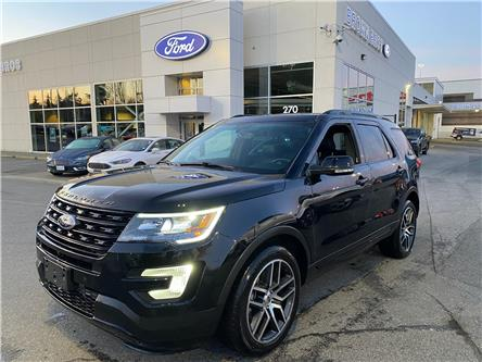 2017 Ford Explorer Sport (Stk: OP20103) in Vancouver - Image 1 of 27
