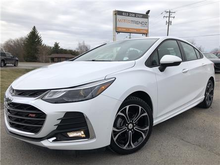 2019 Chevrolet Cruze LT (Stk: -) in Kemptville - Image 1 of 29