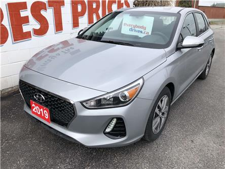 2019 Hyundai Elantra GT Preferred (Stk: 20-099) in Oshawa - Image 1 of 14