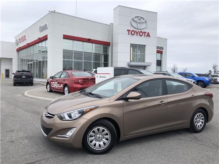 2015 Hyundai Elantra Sport Appearance (Stk: 90250A) in Ottawa - Image 1 of 18