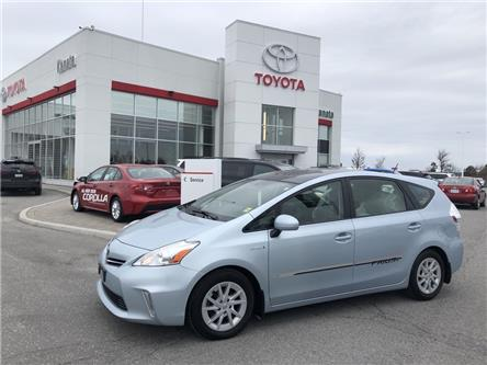 2012 Toyota Prius v Base (Stk: 89887A) in Ottawa - Image 1 of 16