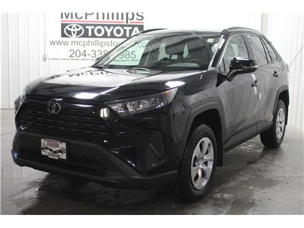 2020 Toyota RAV4 LE (Stk: C105779) in Winnipeg - Image 1 of 23