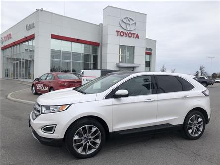 2017 Ford Edge Titanium (Stk: 90238A) in Ottawa - Image 1 of 17