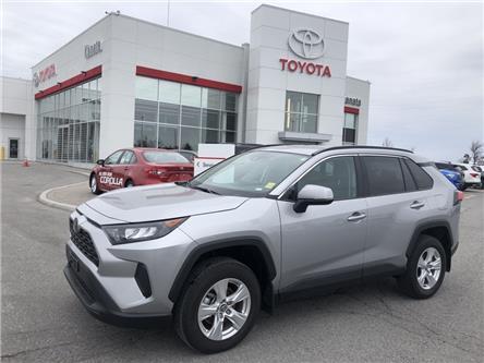 2019 Toyota RAV4 LE (Stk: B2930) in Ottawa - Image 1 of 15