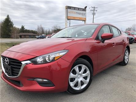 2018 Mazda Mazda3 GX (Stk: -) in Kemptville - Image 1 of 28