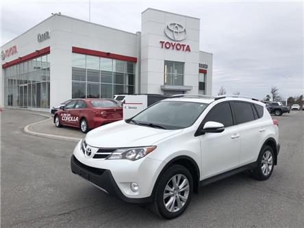 2015 Toyota RAV4 Limited (Stk: M2829) in Ottawa - Image 1 of 18