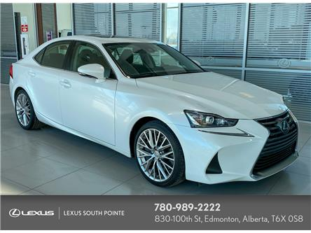 2017 Lexus IS 300 Base (Stk: LLD0499A) in Edmonton - Image 1 of 19