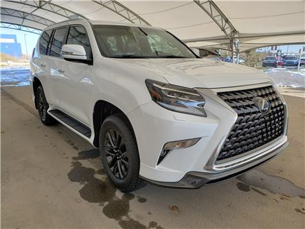 2020 Lexus GX 460 Base (Stk: L20376) in Calgary - Image 1 of 6