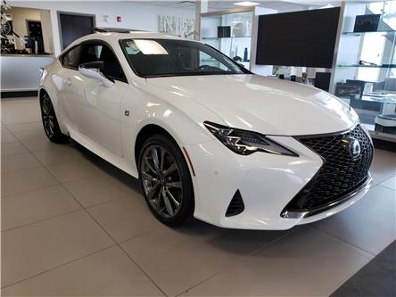 2020 Lexus RC 350 Base (Stk: L20375) in Calgary - Image 1 of 5
