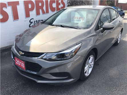 2018 Chevrolet Cruze LT Auto (Stk: 20-094) in Oshawa - Image 1 of 14