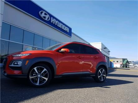 2020 Hyundai Kona 1.6T Ultimate w/Orange Colour Pack (Stk: HA3-2305) in Chilliwack - Image 1 of 8