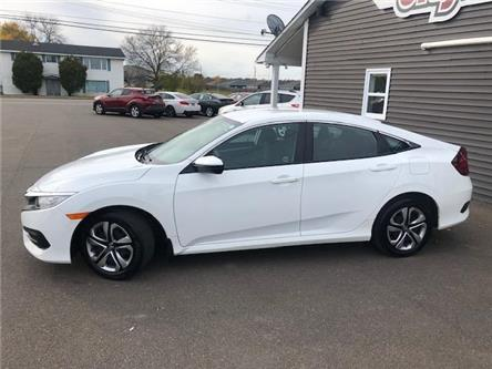 2018 Honda Civic LX (Stk: 041497) in Sussex - Image 1 of 12