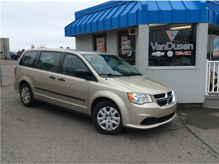 2015 Dodge Grand Caravan 4dr Wgn Canada Value Package (Stk: B7662A) in Ajax - Image 1 of 21