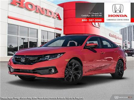 2020 Honda Civic Sport (Stk: 20652) in Cambridge - Image 1 of 22