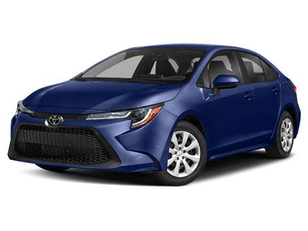 2020 Toyota Corolla LE (Stk: D201491) in Mississauga - Image 1 of 9