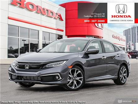 2020 Honda Civic Touring (Stk: 20789) in Cambridge - Image 1 of 24