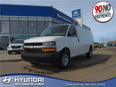 2019 Chevrolet Express 2500 Work Van (Stk: E4963) in Edmonton - Image 1 of 20