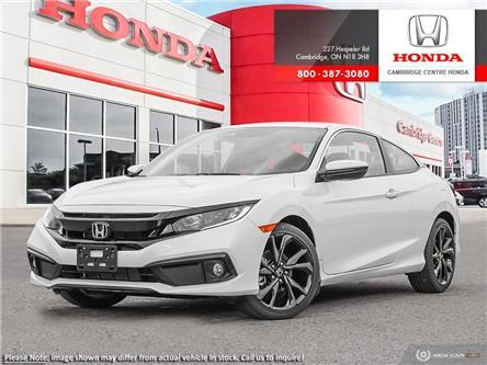 2020 Honda Civic Sport (Stk: 20844) in Cambridge - Image 1 of 24