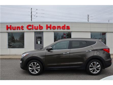 2014 Hyundai Santa Fe Sport  (Stk: B00141A) in Gloucester - Image 1 of 23