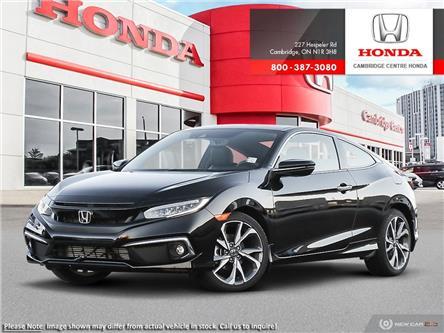 2020 Honda Civic Touring (Stk: 20723) in Cambridge - Image 1 of 24