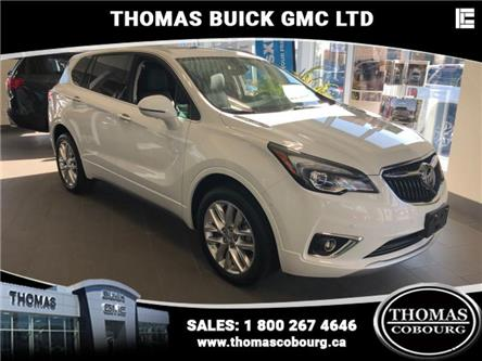2019 Buick Envision Premium II (Stk: B58857) in Cobourg - Image 1 of 6
