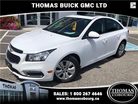 2015 Chevrolet Cruze 1LT (Stk: UC98219) in Cobourg - Image 1 of 24