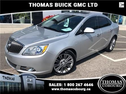 2016 Buick Verano Leather (Stk: UC15495) in Cobourg - Image 1 of 27