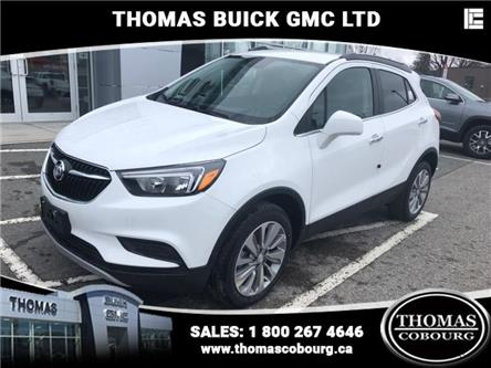 2020 Buick Encore Preferred (Stk: B21730) in Cobourg - Image 1 of 11