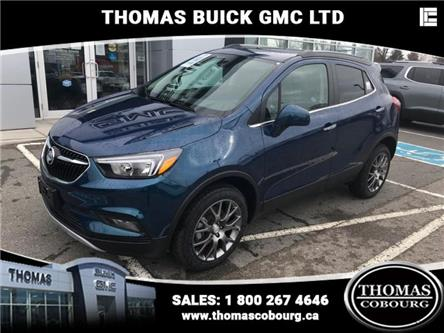 2020 Buick Encore Sport Touring (Stk: B21497) in Cobourg - Image 1 of 12