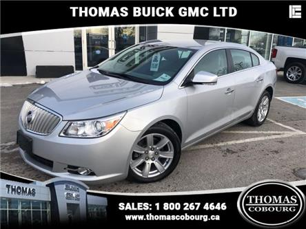 2011 Buick LaCrosse CXL (Stk: UC29493) in Cobourg - Image 1 of 24
