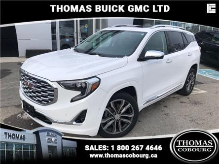 2020 GMC Terrain Denali (Stk: DEMO_13820) in Cobourg - Image 1 of 28