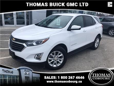 2019 Chevrolet Equinox 1LT (Stk: UT17245) in Cobourg - Image 1 of 22