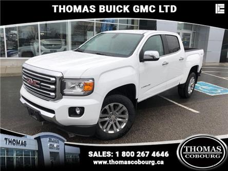 2020 GMC Canyon SLT (Stk: T02097) in Cobourg - Image 1 of 19